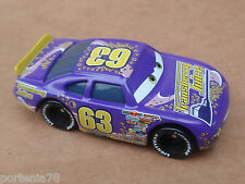 Disney Cars #63 Transberry Juice Loose Fixed Eyes