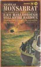 HMS Marlborough Will Enter Harbour, Nicholas Monsarrat, Novel, WW2