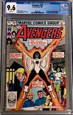 Avengers #227 CGC 9.6