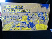 BARZSO Battle of New Orleans 1812 Andrew Jackson Jean Lafitte Buccaneer playset