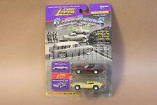 Johnny Lightning Classic Customs CORVETTE 1/64 YELLOW 1965 MAKO SHARK + T-TOP