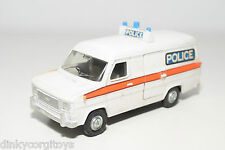 DINKY TOYS 269 FORD TRANSIT POLICE ACCIDENT UNIT NEAR MINT CONDITION