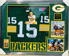 PSA/DNA Packers BART STARR Signed Autographed MITCHELL & NESS Football Jersey
