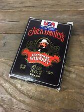 Jack Daniels Old No. 7 playing cards Poker 1998 Hoyle Vintage Style New Sealed