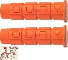 OURY MOUNTAIN ORANGE BMX-MTB BICYCLE GRIPS