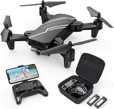 DEERC D20 Drohne für Kinder mit Kamera HD Faltbar RC Quadcopter mit FPV Live