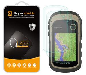 3X Tempered Glass Screen Protector for Garmin eTrex 10/20/20x/22x/30/30x/ 32x