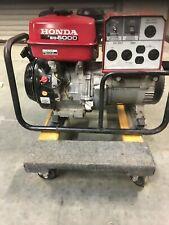 Strong Honda Eg5000 Generator 120240v 50 Kw