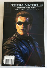 BEFORE THE RISE #2 • TERMINATOR 3 BECKETT COMIC BOOK SERIES