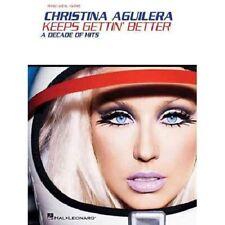 Christina Aguilera - Keeps Gettin Better: A Decade of Hits [ CD]