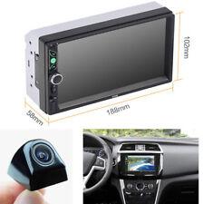 "7 ""Touchscreen 2 Din Auto Stereo MP5 Video Player Bluetooth mit Rückfahrkamera"