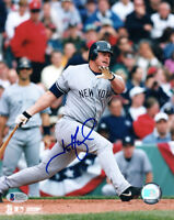 JASON GIAMBI SIGNED AUTOGRAPHED 8x10 PHOTO NEW YORK YANKEES LEGEND BECKETT BAS