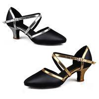 515 Women Girl lady's Ballroom Tango Latin Dance Dancing Shoes heeled Salsa