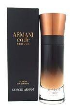 Armani Code Profumo Cologne by Giorgio Armani Parfum Spray 2 oz. Men. NEW