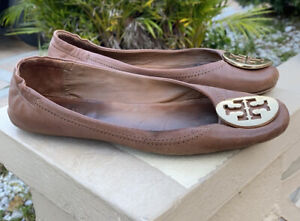 Tory Burch Leather Flats SZ 7