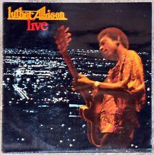 33t Luther Allison - Live (LP)