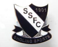 Sholing Sports Football Club Enamel Badge Non League Football Club