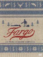 Fargo - Serie Tv - Stagione 1 - Cofanetto Con 4 Dvd - Nuovo Sigillato Amaray