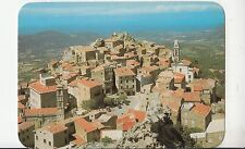 BF31256  panorama de la corse speloncato village typique france front/back image