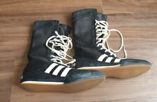 2003 ADIDAS BOX CHAMP SPEED BOXING BOOTS HI TOPS SPORT SHOES FREESTYLE COMBATS