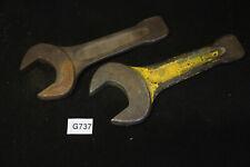 Schlagmaukschlüssel Dowidat 75 75er Schlag Maulschlüssel BW Werkzeug G737