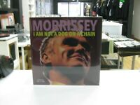 Morrissey LP U. K.I Am Not A Dog On A Chain 2020 Exclusive Clear Red