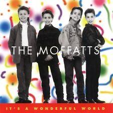 Moffatts It's a wonderful world (1995) [CD]