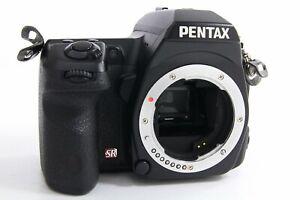 Pentax K-7 Body schwarz, guter Zustand