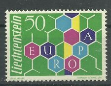 CEPT 1960/ Liechtenstein MiNr 398 **