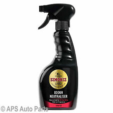 Simoniz Car Interior Disinfectant Odour Smell Neutraliser Cleaning Car Auto Care
