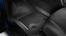 2016 2017 TOYOTA TACOMA DBL CAB AUTOMATIC OEM ALL WEATHER FLOOR LINERS 3PC