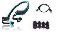 Motorola S11-HD Aqua blue wireless bluetooth music earbuds Neckband Headset OEM