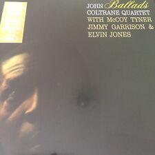 "John Coltrane ""Ballards"" 180g Vinyl LP In Deluxe Edition Gatefold Sleeve - NEW"