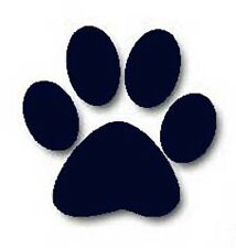 MADE IN USA Paw Print Pet ID Tag Custom Diamond Engraved Dog Tag Cat Aluminum