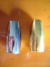 ROMAN & VENETIAN BLIND METAL BARREL TASSEL CHROME OR BRASS 30mm DIY REPAIR PARTS