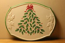 Lenox Holiday Trivet Nib and ready for Christmas