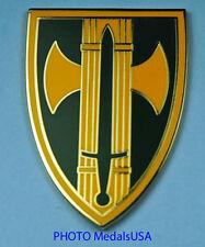 18th Military Police Brigade MP CSIB Combat Service Badge