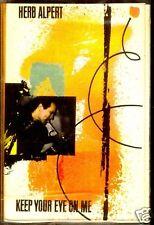 CAS - Herb Alpert - Keep Your Eye On Me (MINT SEALED - PRECINTADO)
