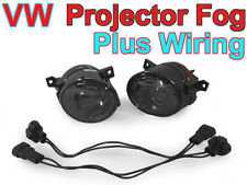 Projector Fog Lights + Wires For 2005-2010 Volkswagen VW Golf / GTI / Jetta MK.5
