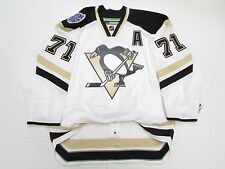 Evgeni Malkin de jockey de Pittsburgh Penguins estadio serie Reebok Edge 2.0 7287 Jersey