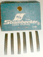 "3 Pair Strombecker pick-up brushes ""ONLY"" Original New Old Stock Vintage 1960's"