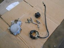 Honda Silver Wing 500 GL500 GL 500 82 1982 ignition pick up coils timing advance
