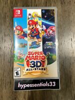 Super Mario 3D All-Stars - Nintendo Switch NEW. IN HAND