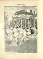 Orphée et Eurydice Orfeo ed Euridice Opera Christoph Willibald Gluck 1896
