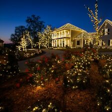 Christmas Holiday Mini Lights Indoor Outdoor Home Holiday Party String Lights