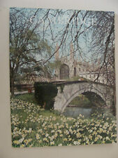 Pitkin Pictorial UK History Guide 1970s Cambridge City & Colleges  Olwen Hedley
