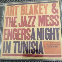 Blakey Art & The Jazz Messengers - Night in Tunisia [1961] New Sealed Jazz. Cd