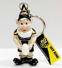 333151 NORTH QUEENSLAND COWBOYS NRL TEAM RESIN GNOME KEY RING KEYRING CHAIN