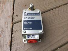 Telemecanique A600 R.B. Denison Lox Switch Limit Type L NEMA A600