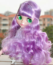 "Takara 12"" Neo Blythe Nude Doll Light Purple Hair from Factory TB233"